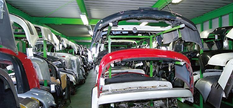 吉川金属商事 リサイクルパーツについて